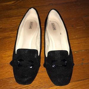 Alex Marie black slip on shoes